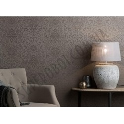 На фото Интерьер обоев Nubia 085227 Rasch Textile