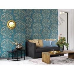 На фото Интерьер обоев Palazzo PALA83616420 Casadeco