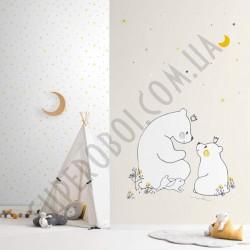 На фото Интерьер обоев Sweet Dreams ND21151 Decoprint