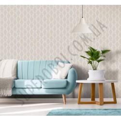 На фото Интерьер обоев Linen Style 36638-2 AS Creation