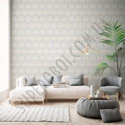 На фото Интерьер обоев Linen Style 36757-2 AS Creation