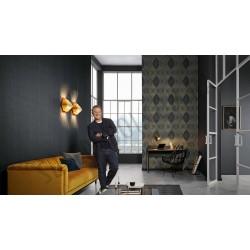 На фото Интерьер обоев Fashion for Walls 10045-15,10004-15 Erismann