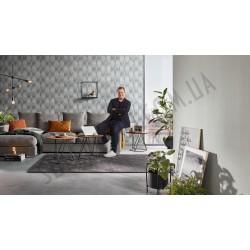На фото Интерьер обоев Fashion for Walls ,10004-31 Erismann