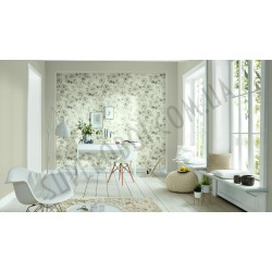 На фото Интерьер обоев Fashion for Walls 10051-31,10004-25 Erismann