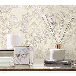 На фото Интерьер обоев Amore 82859 Decori & Decori