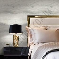 На фото Интерьер обоев Carrara 2  Decori & Decori