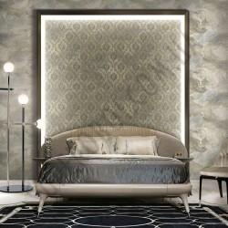 На фото Интерьер обоев Carrara 2 83653, Decori & Decori