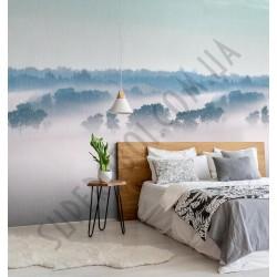 На фото Интерьер обоев Plains&Murals PM6401 Grandeco