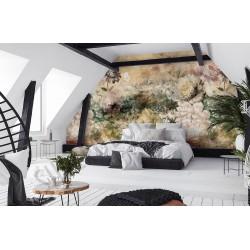 На фото Интерьер обоев Plains&Murals PM6001 Grandeco