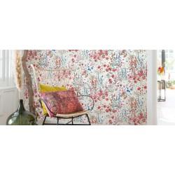 На фото Интерьер обоев PETITE FLEUR 5 288352 Rasch Textile