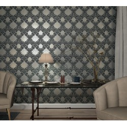 На фото Интерьер обоев Villa Romana 33624 Marburg