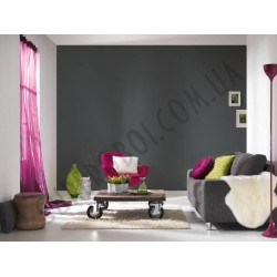 На фото Интерьер обоев Die glatte Wand 309549 AS Creation