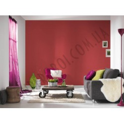 На фото Интерьер обоев Die glatte Wand 309594 AS Creation