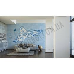 На фото Интерьер обоев Oilily Home 961585 AS Creation
