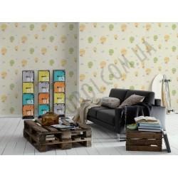 На фото Интерьер обоев Esprit Kids 4 302953 AS Creation